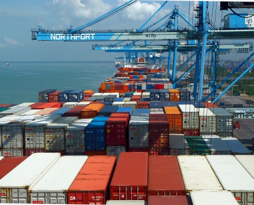 Containerised Sea Freight